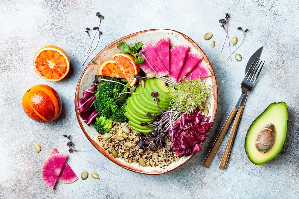 Odpowiednia dieta, a zdrowe i mocne włosy